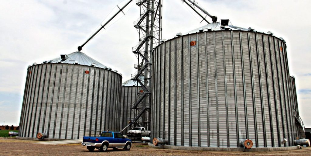 commercial Grain Storage Systems kansas